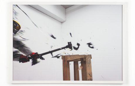 David Blackmore | Artist | Relational work | RAGE PEN | 2017 - 2018 | Chisenhale Studios