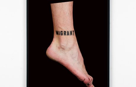David Blackmore | Artist | Migrant | David Blackmore | Sonia Boyce | Mark S Gubb | Division of Labour | Arts Council of England