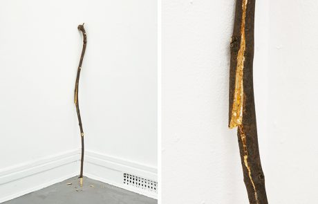 David Blackmore | Artist | Sculpture | A stick to beat yourself with | 2015 | Slade School of Fine Art