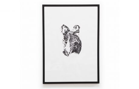 David Blackmore | Artist | Ink on paper | Carrier | 2018 - 2019
