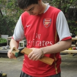 David and Arsenal