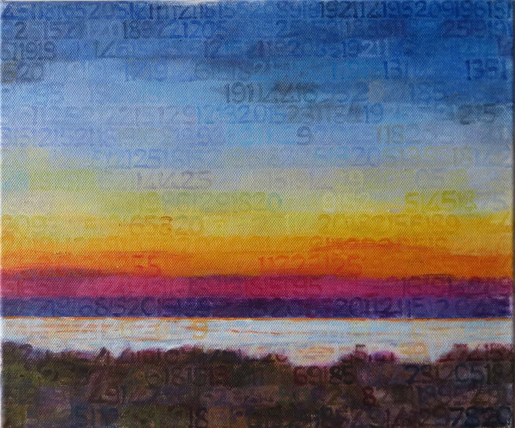 PK sunset