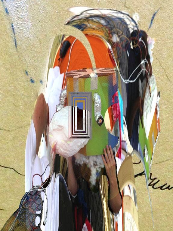 Joey Ryken - Hallucinatron at Chisenhale Studios 2015