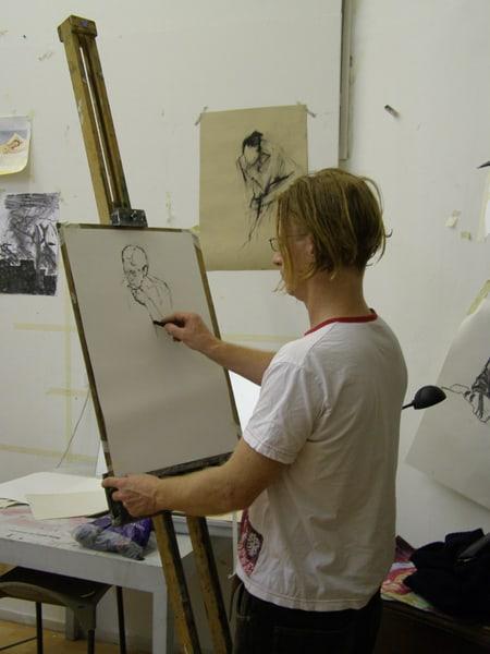Life Drawing Classes   Chisenhale Art Place-Studios